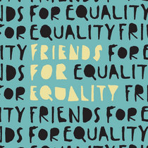 Friends For Equality volume 1 cover art