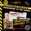 Homicidal Gang 06 (Savage Animal EP) Cover Art