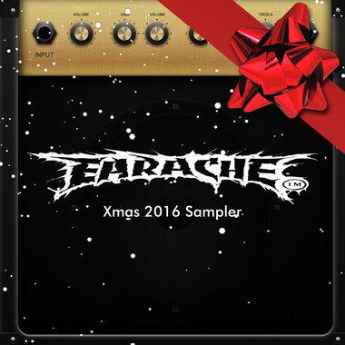 Earache Xmas 2016 Sampler main photo