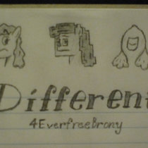 Different - demo cover art
