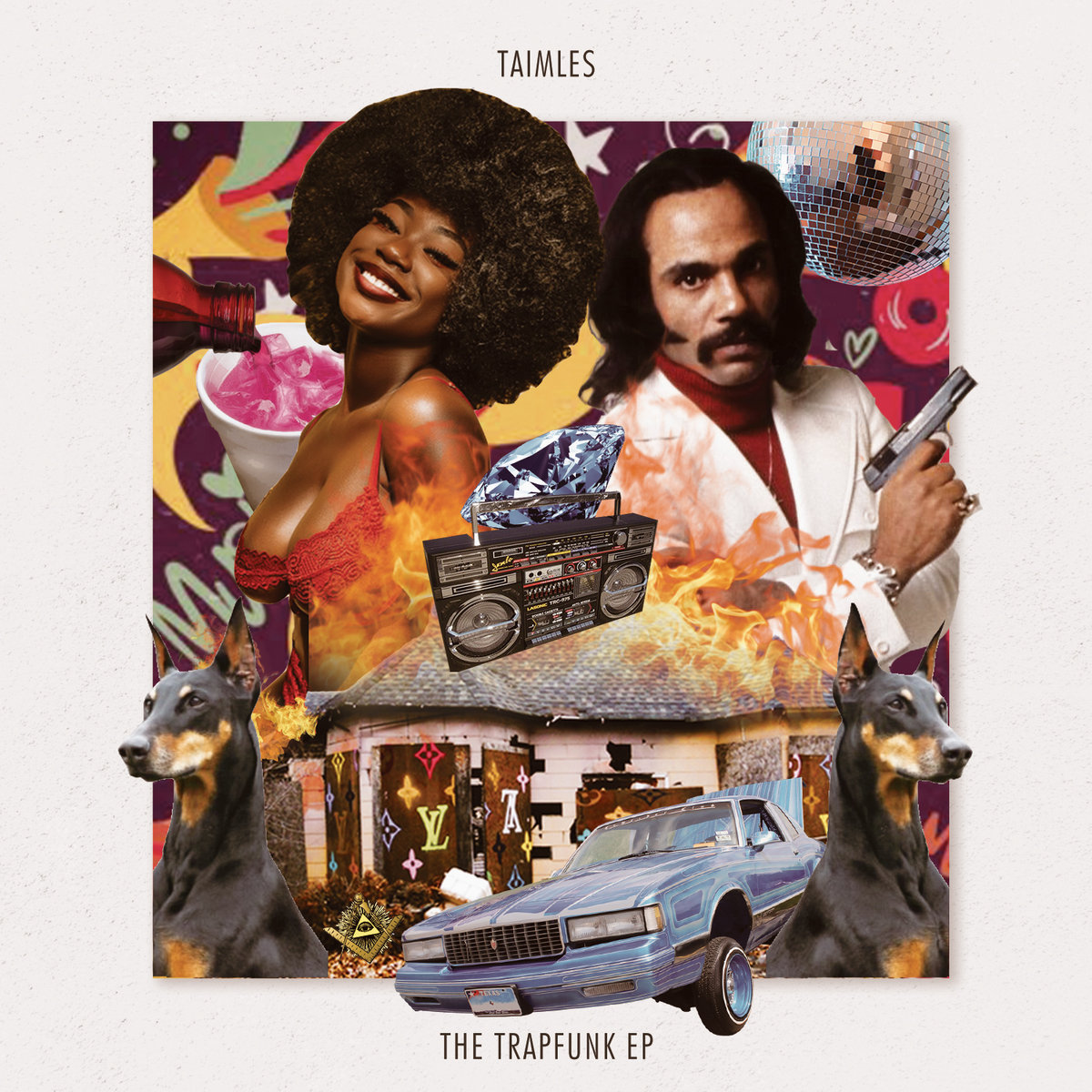 The Trapfunk Ep Taimles
