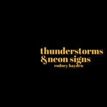Thunderstorms & Neon Signs cover art