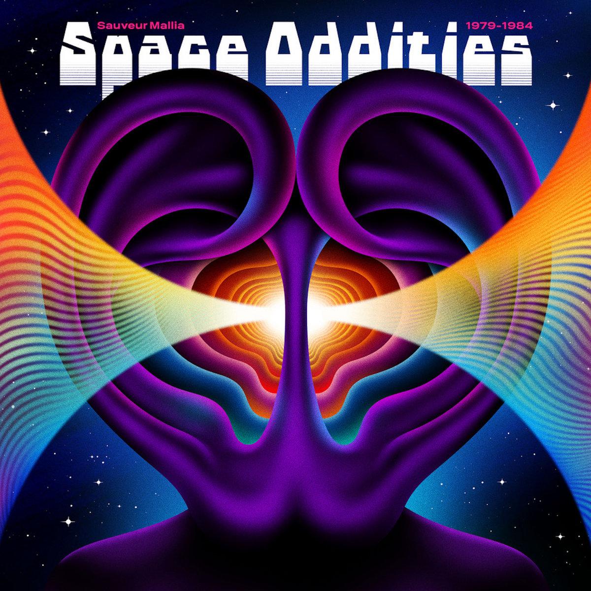 SPACE ODDITIES – Sauveur Mallia -1979/1984