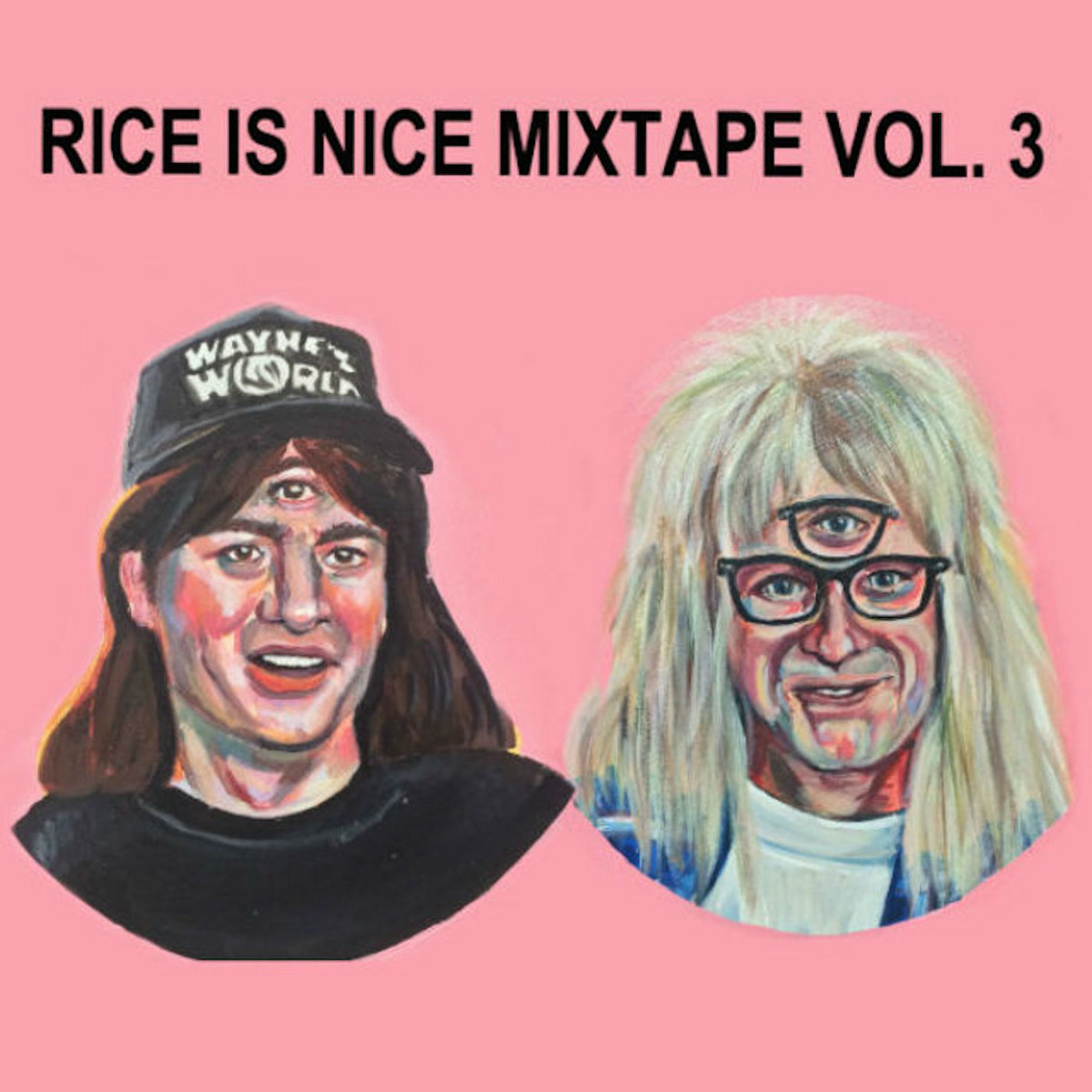 Rice is nice mixtape vol 3 rice is nice records by various artists malvernweather Images