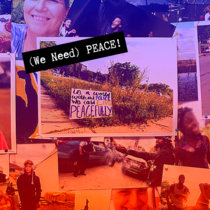 (We Need) PEACE! cover art