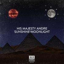 Sunshine (ft Anna Lunoe) bw/ Moonlight (MCR-007) cover art