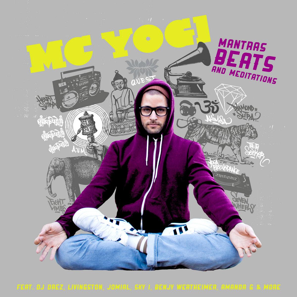 Mantras, Beats & Meditations   White Swan Records