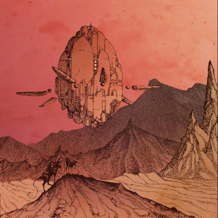 Estron: a fun and enjoyable album of sci-fi sludge doom