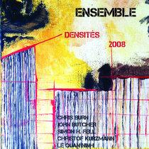 Densités 2008 cover art