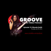 Groove – Episode #19: Rhonda Smith cover art