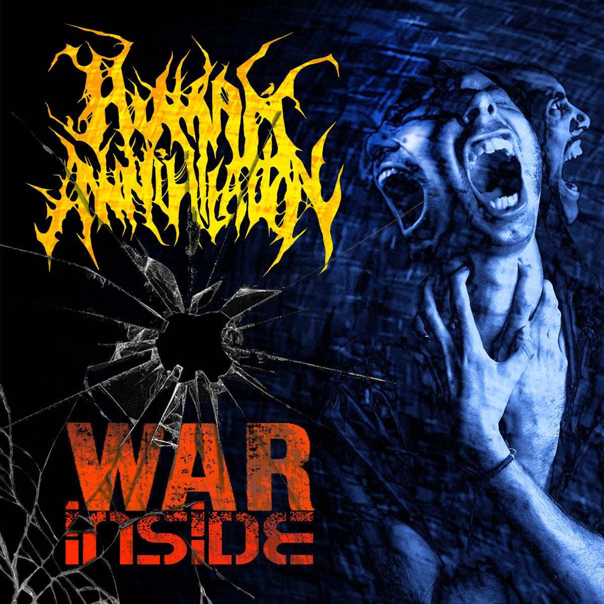 HUMAN ANNIHILATION estrenan War Inside 1