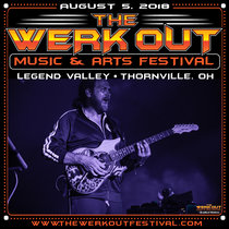 Werktronic LIVE @ The Werk Out Music & Arts Festival - 08.04.18 cover art