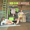 Neon & Nude: Featuring The Feminine Gazes (Full Album Titus Jones Edition) Cover Art