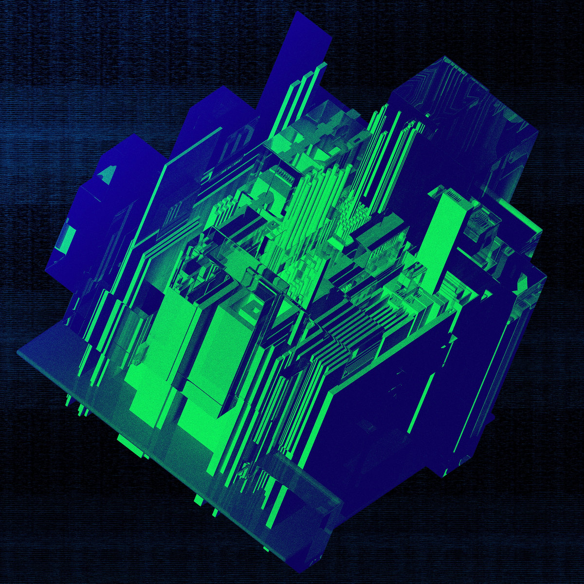 The Algorithm - Brute Force: Source Code [EP] (2017)