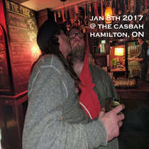 Jan 8 2017 @ The Casbah - Hamilton, ON cover art