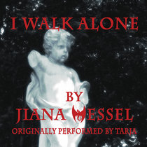 I walk alone (cover) cover art