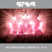 2019.04.11 :: House of Blues :: Houston, TX cover art