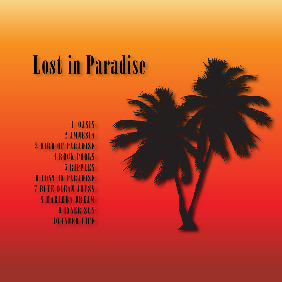 Paradise lost in