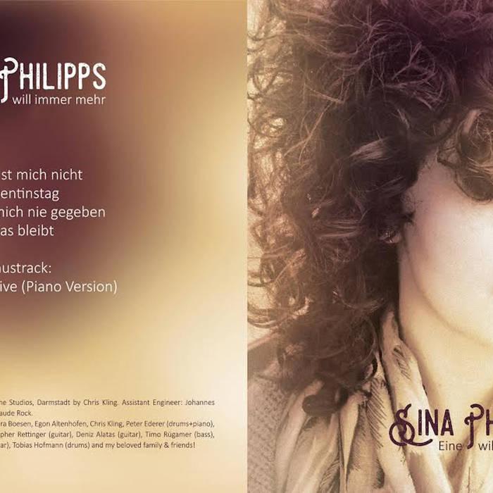 From Eine Will Immer Mehr By Sina Philipps