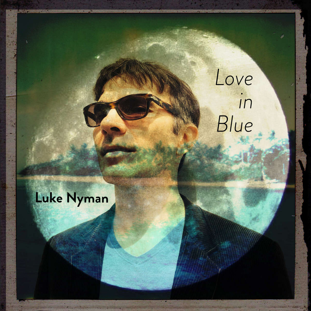 Love in Blue by Luke Nyman