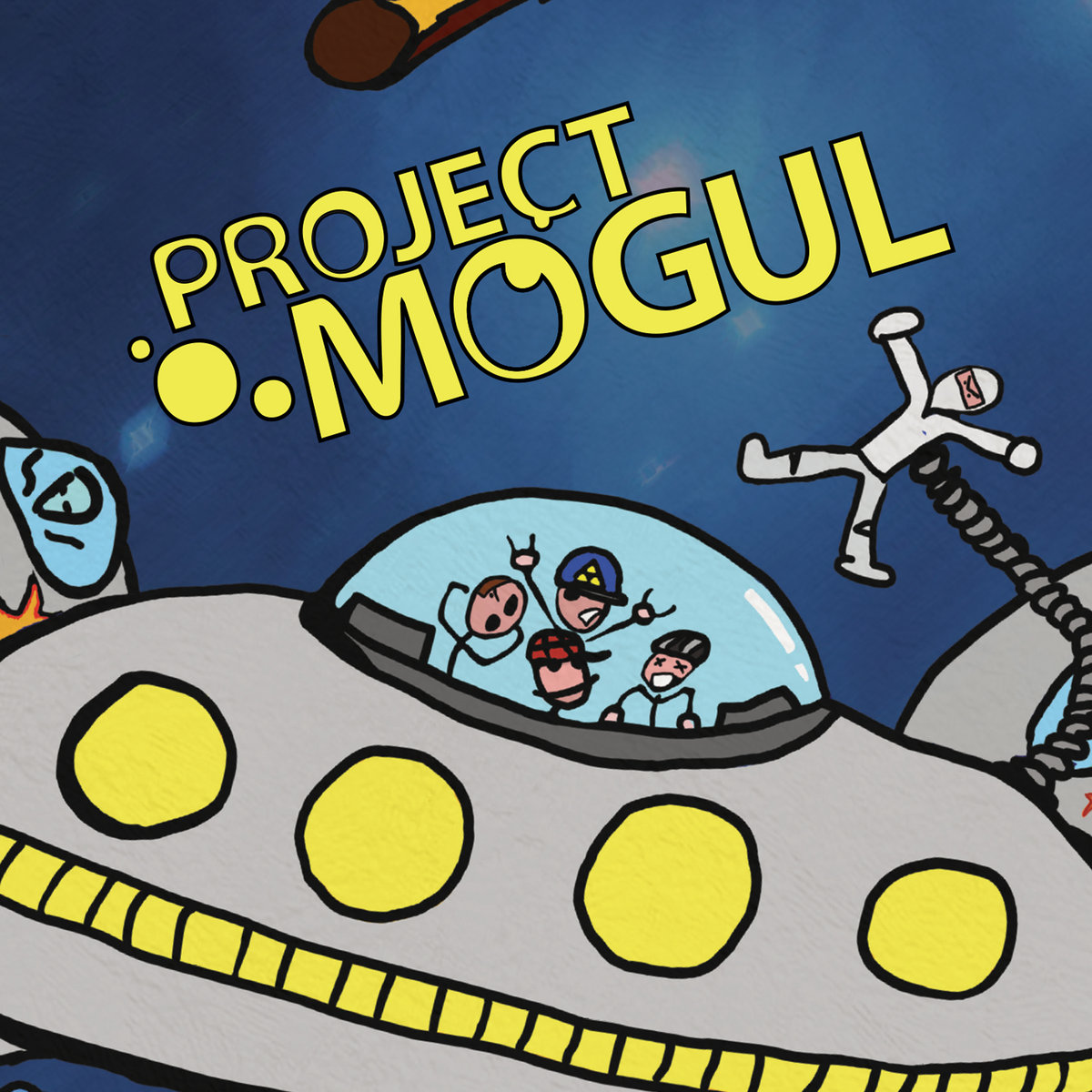 Project Mogul - Project Mogul [EP] (2017)