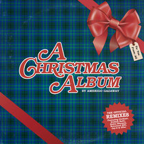 A Christmas Album (Holiday Remixes) cover art
