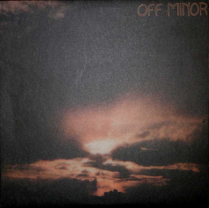 Off Minor The Heat Death Of The Universe Lp Off Minor Clean Plate Records