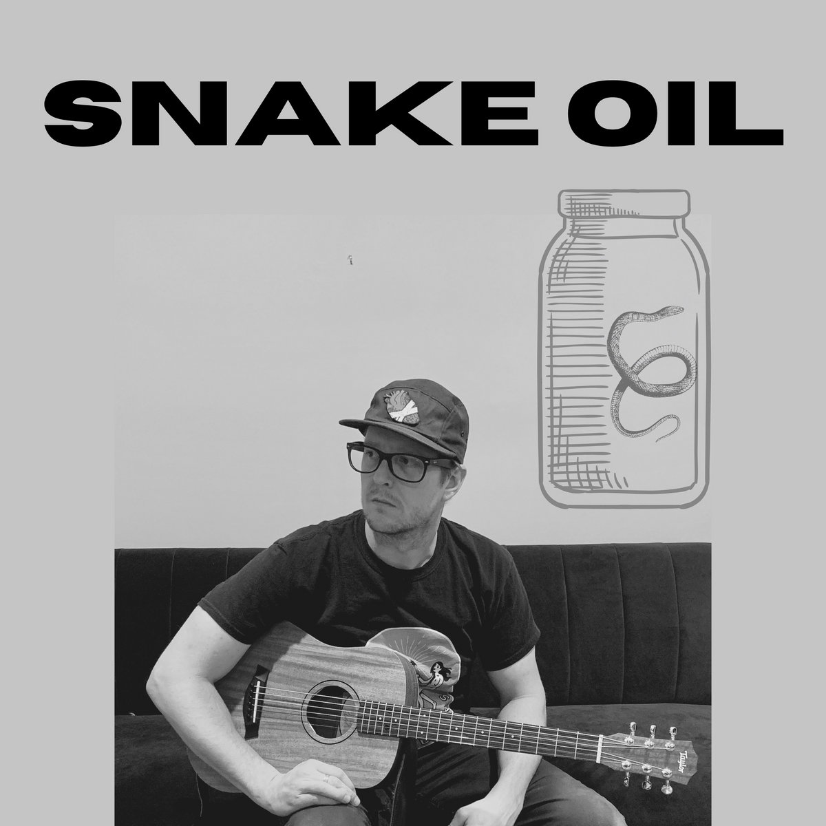 Snake Oil by The Mike Jones Band