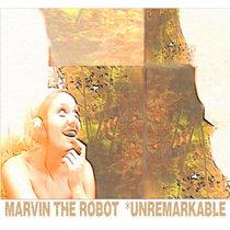"""Marvin The Robot / Mors Ontologica 7"""" Split cover art"""