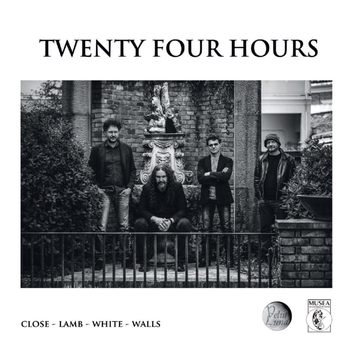 CLOSE - LAMB - WHITE - WALLS (Double Album) Master 88KHz/24 bit FLAC