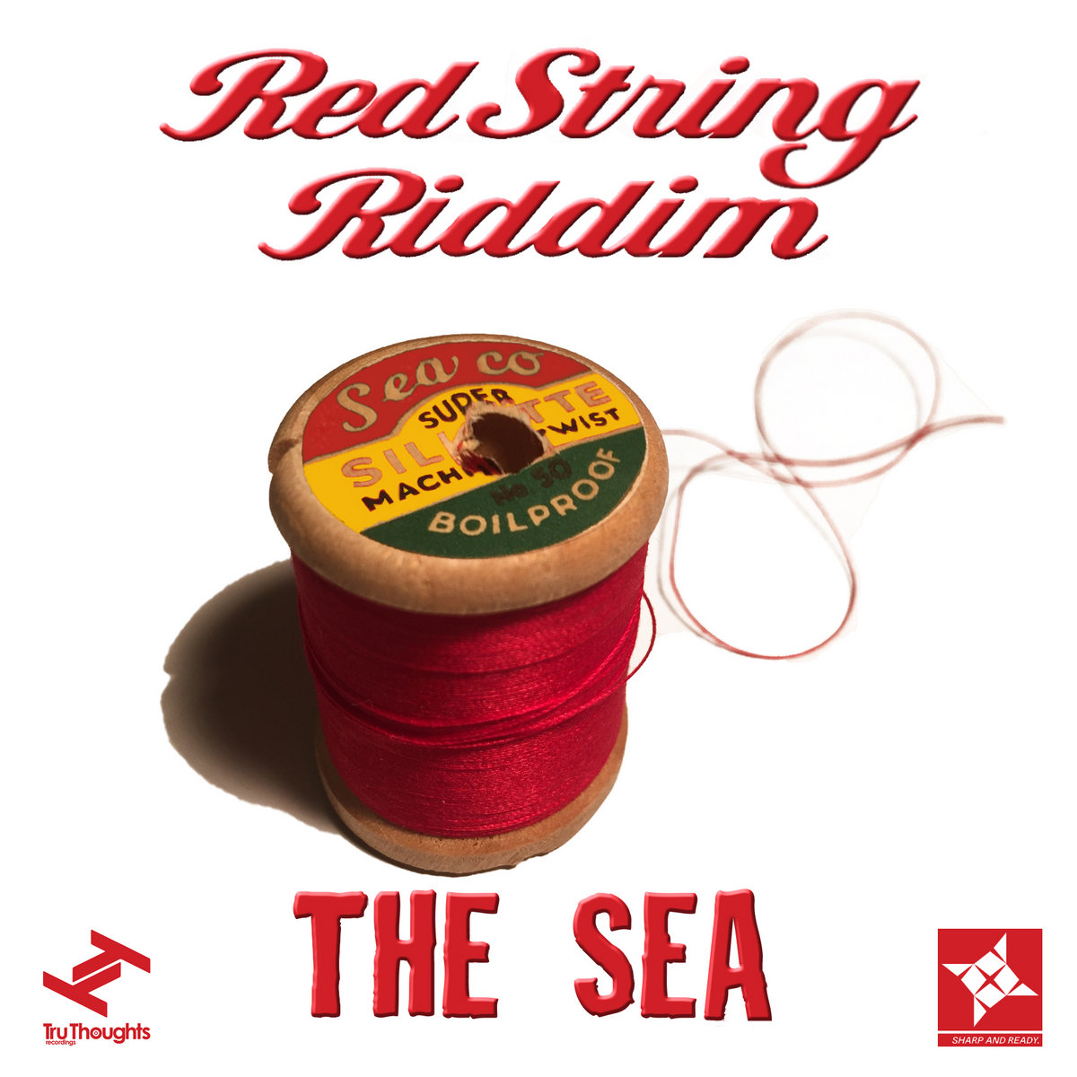 Red String Riddim (Instrumental) | The Sea