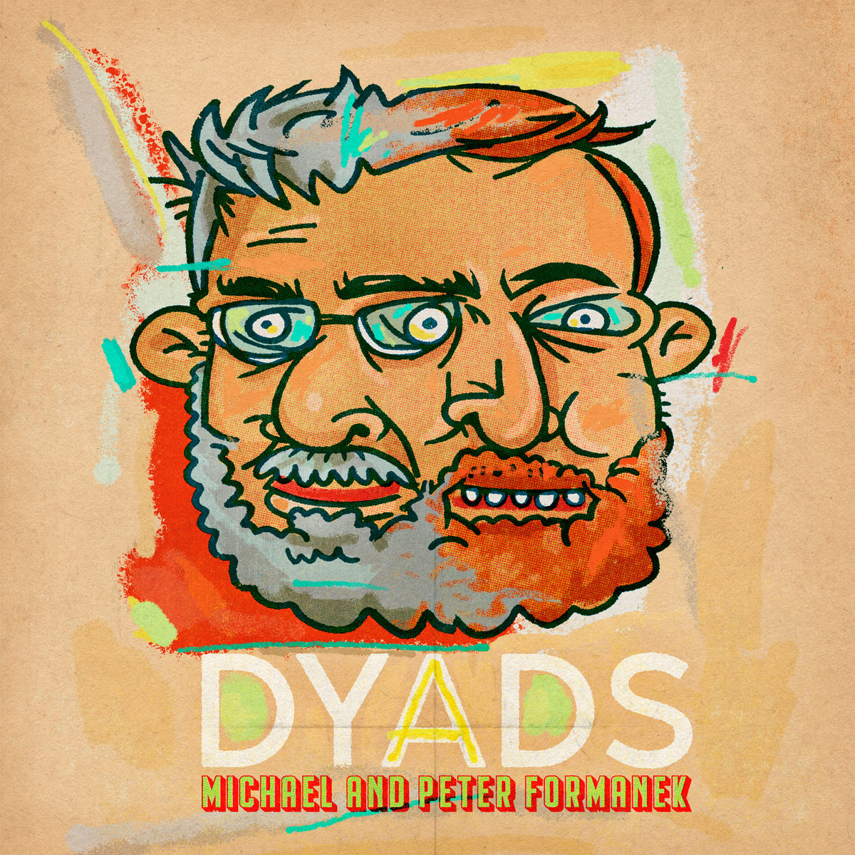 Dyads | Michael and Peter Formanek | Out Of Your Head Records