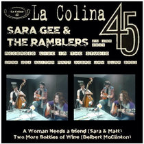 Live at La Colina 45 (Single 2014) cover art