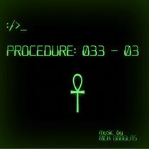 Procedure 033 - 03 cover art