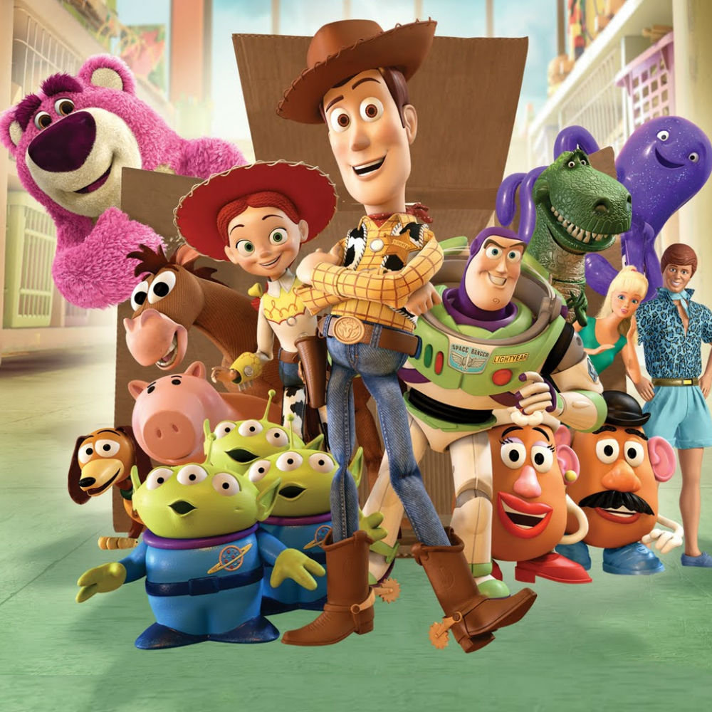 The Toy Story Trilogy - Chapter 1 | Film Junk
