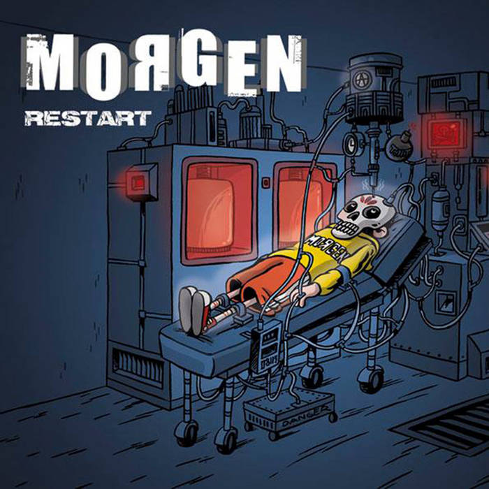 Restart (LP) cover art