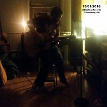 Jan 15 2016 @ Blacktop Records - Tillsonburg, ON cover art
