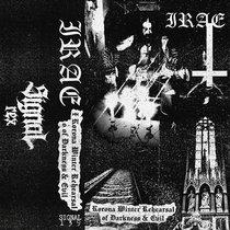 Korona Winter Rehearsal of Darkness & Evil cover art