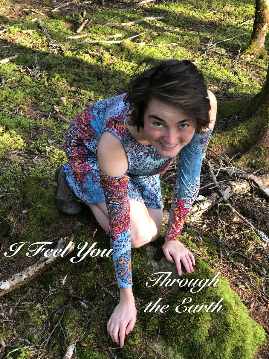 I Feel You Through the Earth by Just Micci