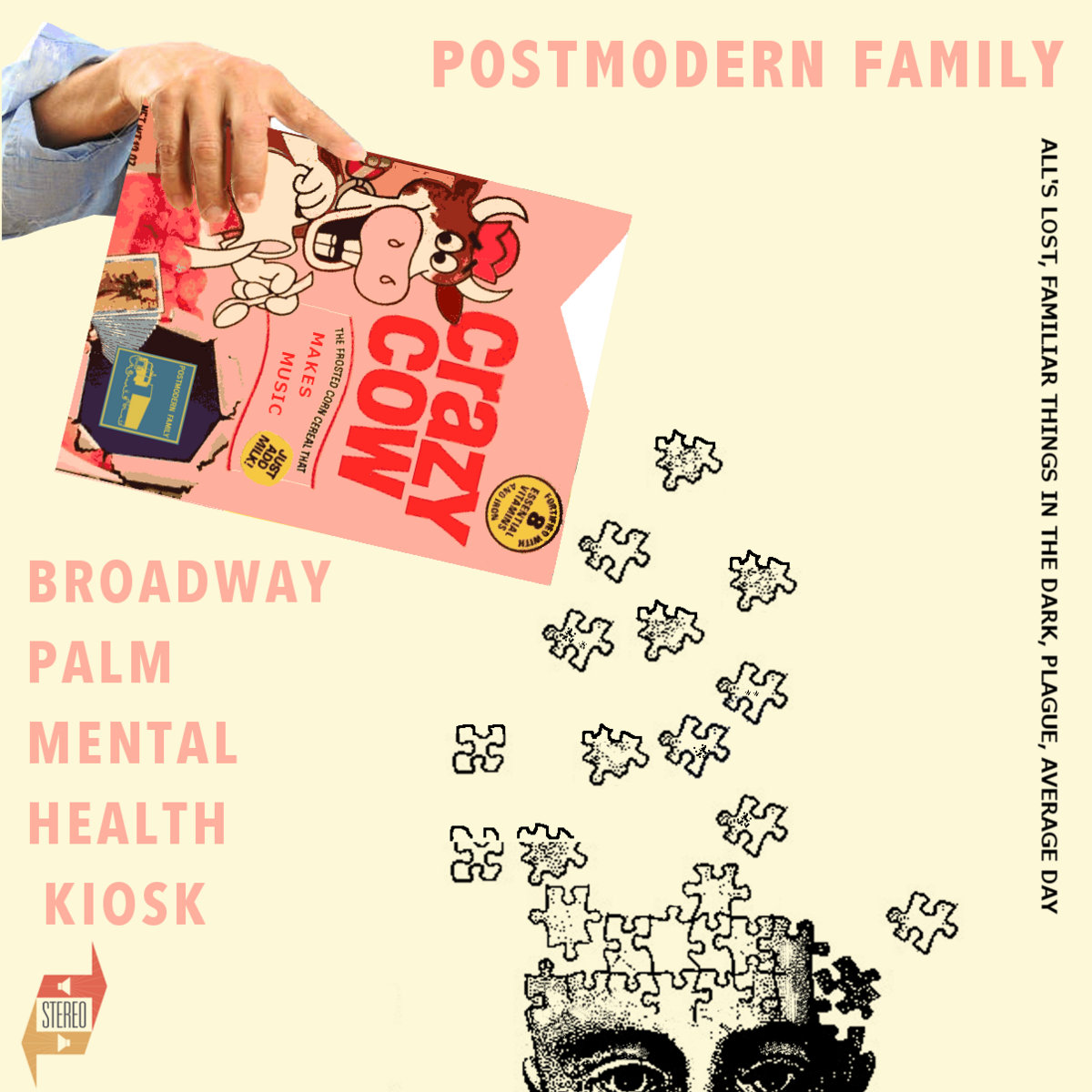 what is meant by the term postmodern family