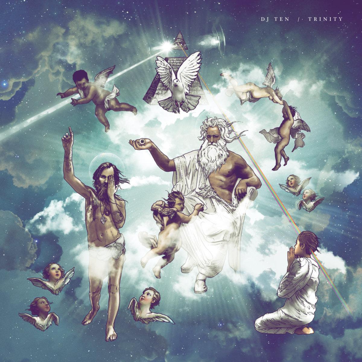Trinity (Deluxe Edition)   NewRetroWave