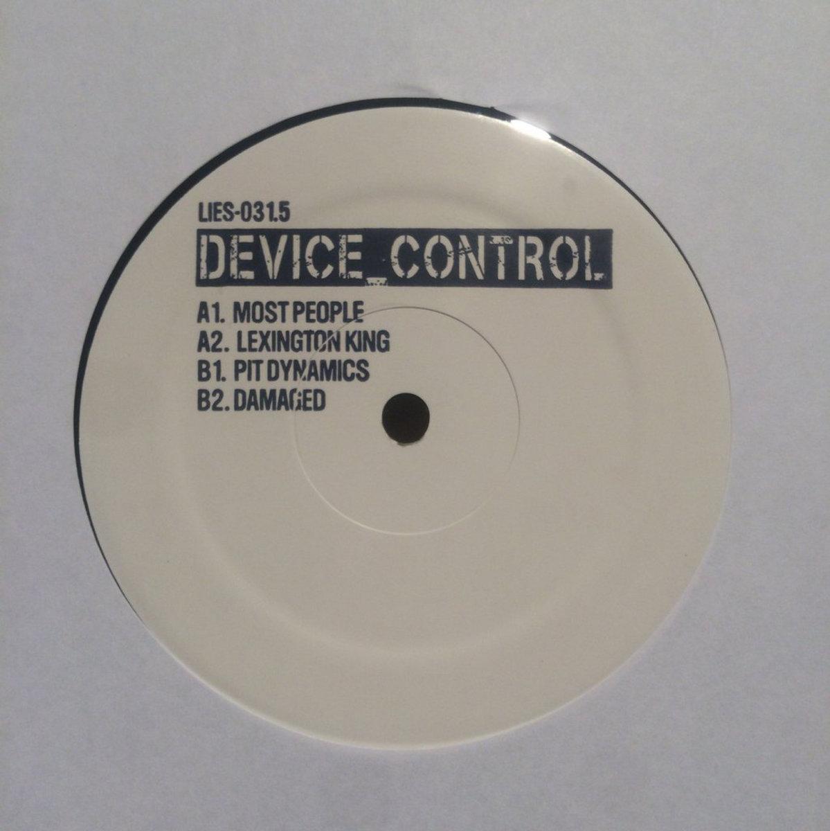 device control l i e s records by device control