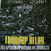 THUNDER ALLEY Cover Art