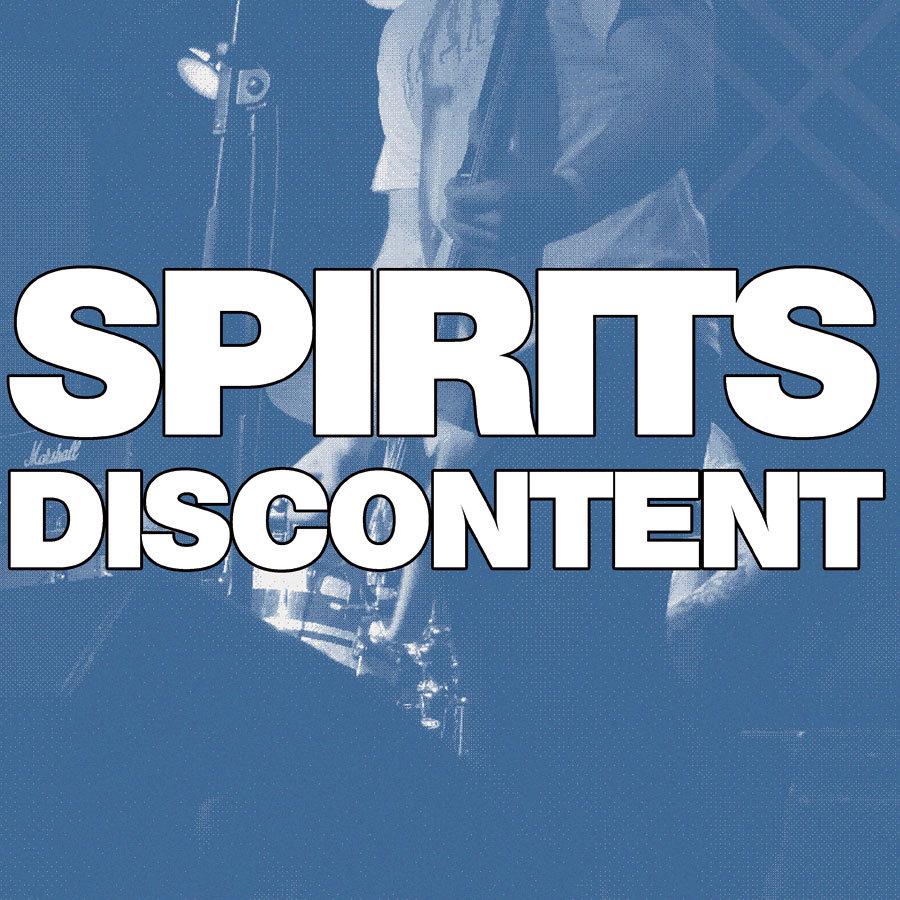 SPIRITS - Discontent - 33T