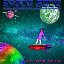 SPACE RACE cover art