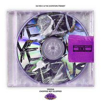 Yeezus (Chopped Not Slopped) cover art