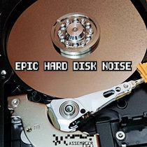 Epic Hard Disk Noise (Royalty-Free Sound Effects) cover art