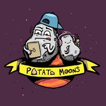 Potato Moons (EP) cover art