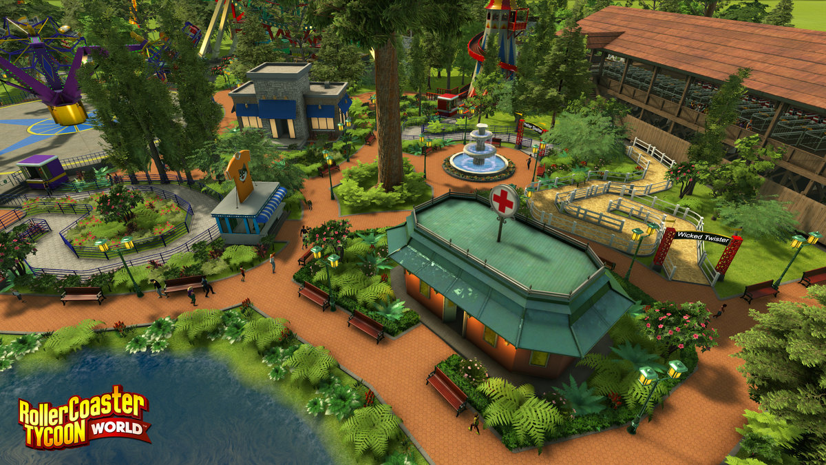Rollercoaster tycoon 3 platinum download free full version