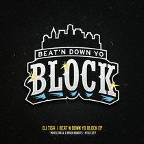 [MTXLT127] Dj TiGa - Beat'n Down Yo Block EP cover art